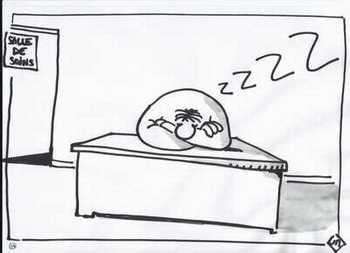 sommeil et m decine g n rale chronobiologie de la sieste. Black Bedroom Furniture Sets. Home Design Ideas